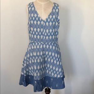 Joie Fit and Flare dress